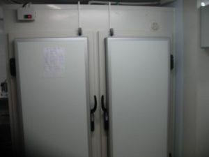 ψυγείο ή συντήρηση θάλαμος πανελ