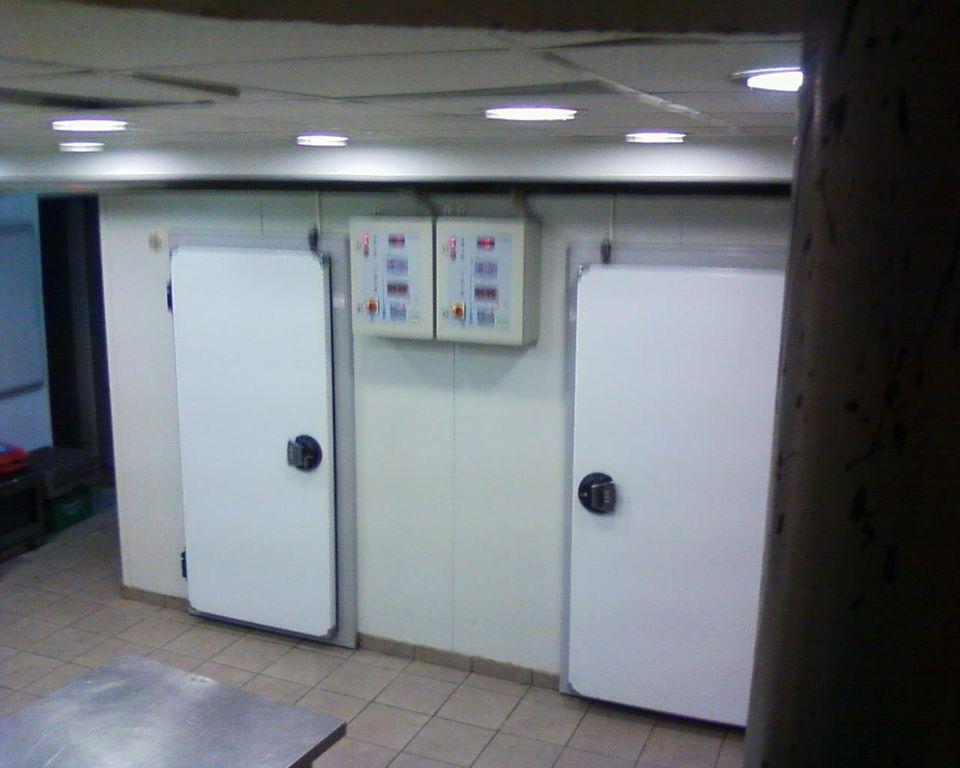 θάλαμος πανελ ψυγείο συντήρηση